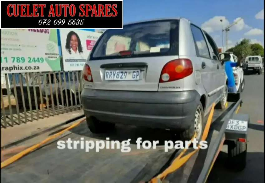 Chevrolet Spark stripping for parts 0