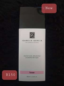 Isabella Garcia face product