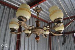 Piękna Lampa Zabytkowa Stylowa Polecam!