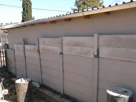 AFFORDABLE CONCRETE WALL MATERIAL.