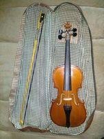 Скрипка детская со смычком