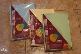 Цветная бумага UNI Color (A4)
