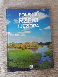 Książka Polskie rzeki i jeziora