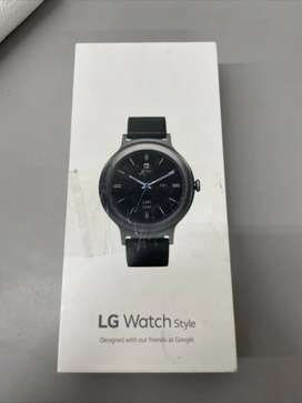 LG W270 Android Smartwatch