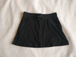 Трикотажная юбка юбочка на девочку. Идеальна для садика и прогулок