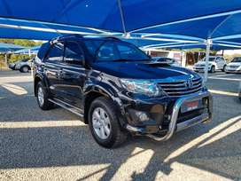 Toyota 289950Fortuna 3.0 D4D Heritage Edition 4x4 A/T 2012