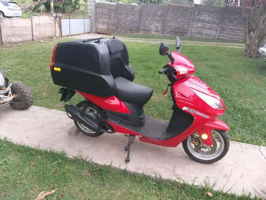 170cc Big Boy delivery scooter for sale 0