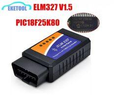 Диагностический сканер OBD2 ELM327 1.5 Bluetooth