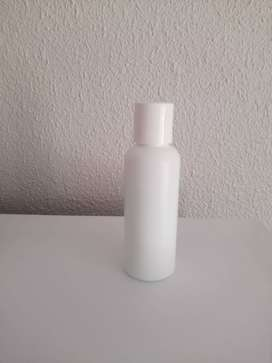 100ml disk top bottles and sanitiser