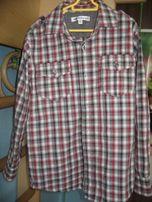 Продам Рубашку на мальчика в клетку Marks&Spenser