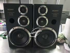 Sony 3 way speaker set