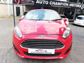 2015 FORD FIESTA 1.4 AMBIENTE FOR SALE