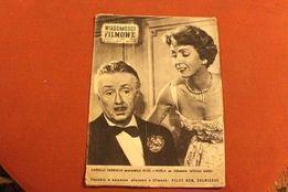 Stara gazeta-gazety Wiadomości Filmowe nr27/131 3.07.1960