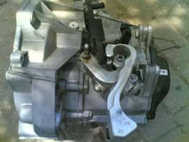 Polo gearbox