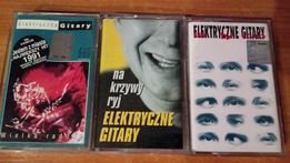 Elektryczne Gitary - kasety oryginalne SUPER STAN