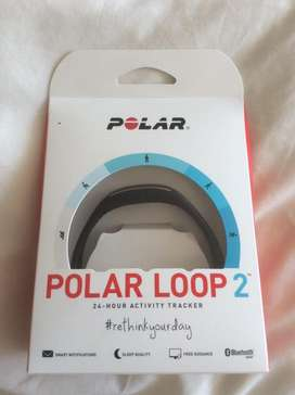 Polar Loop 2 24-Hour Activity Tracker