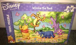 Puzzle Winnie the Pooh (Trefl) Kubuś Puchatek 260 elementów