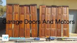 Garage doors supply