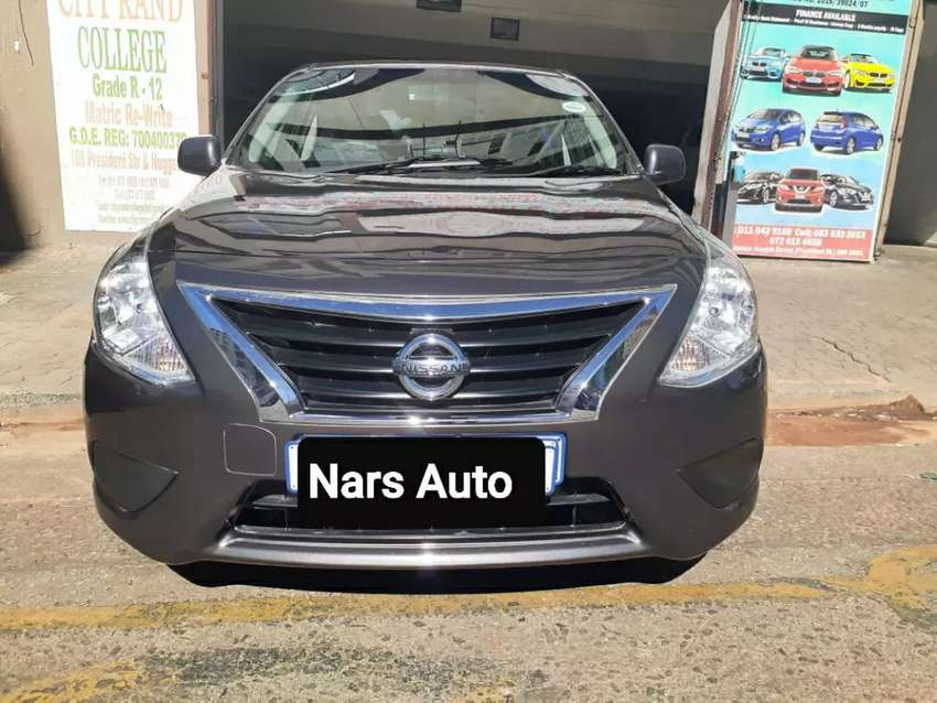 NISSAN ALMERA 2019 KM 12000 MANUAL 0