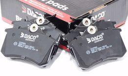 Klocki hamulcowe MERCEDES S W220 C215 98- tył