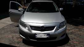Toyota Corolla  1.6 Manual 2008
