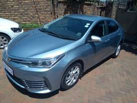 Toyota Corolla 1.6 Prestige Sedan Automatic For Sale