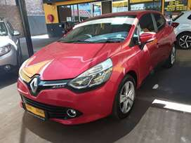 2015 RENAULT CLIO 4 900T EXPRESSION 5 DR (66KW)