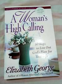Image of A woman high calling
