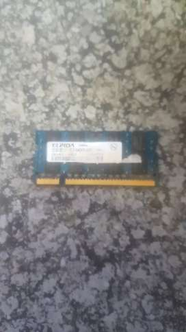 Looking for a ddr2 ram for a laptop