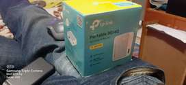 Huawei 4g lte router + 4g tp link router/signal booster/extender.