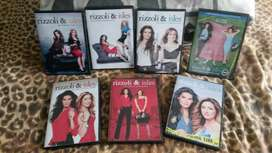 Rizzoli & Isles complete dvd series for sale