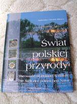 Świat polskiej przyrody , atlas , przyrodniczy