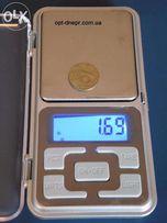 Карманные ювелирные электронные весы 0,01-200г. В Наличии. КАЧЕСТВО!