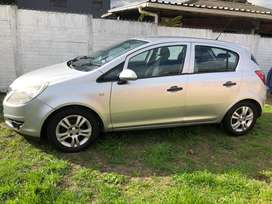 Stripping 2010 opel corsa D for spares