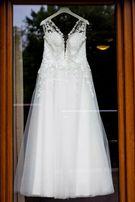 Suknia ślubna Agnes Bridal Dream 2018 MODEL: 17066 Ecru
