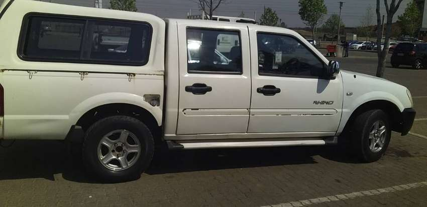 GWM Bakkie doublecab  is in Good Condition, Price Negotiable 0