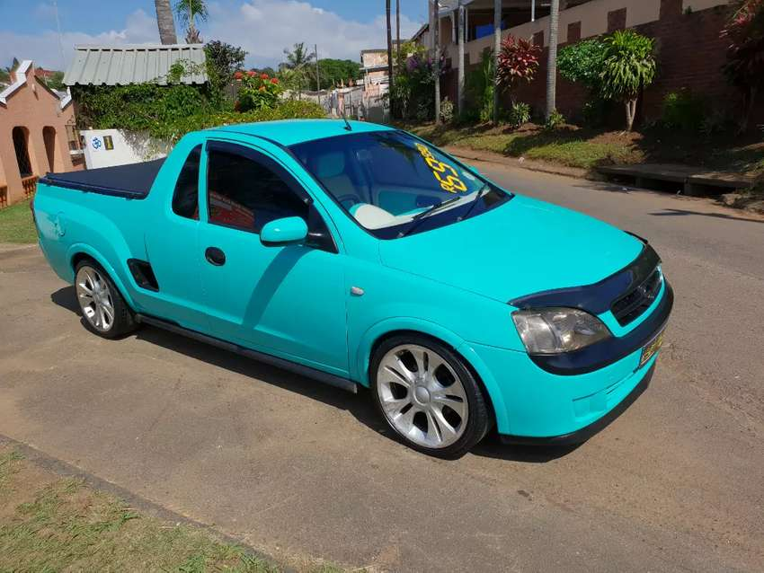 2007 OPEL CORSA UTILITY 1.4i - EXCELLENT CONDITION 0