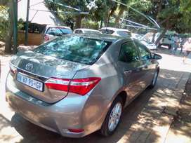 Toyota Corolla 1.4D4D Prestige Sedan Manual For Sale