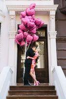 Шарики-сердца одесса! Гелиевые шарики доставка шаров одесса