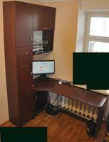 Стол пенал письменный компьютерный угловой