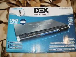 ДВД плеєр DVP-648 DEX digital expert