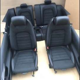 Mercedes Benz W204 Leather Seats