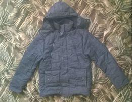 Куртка мужская зимняя тёплая, не промокает