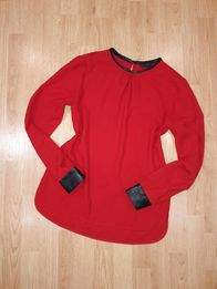 Zara блуза рубашка блузочка