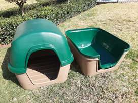 Dog Kennels Perfect Condition