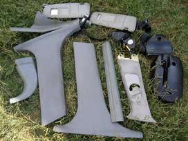 Interior covers for BMW 318i e46 N42 and other parts for sale