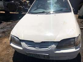 NISSAN SENTRA 1.6i STRIPPING FOR SPARES