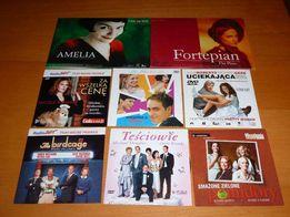 28 filmów na płytach CD/DVD