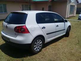 Golf 5 for sale R45000