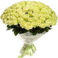 101 роза купить Киев доставка